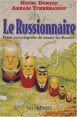 9782895440109: Le russionnaire