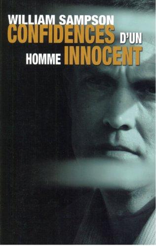 9782895492207: Confidences d un Homme Innocent