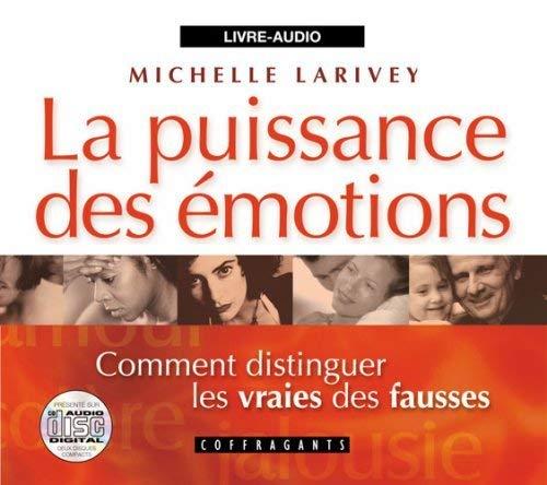 PUISSANCE DES EMOTIONS -LA- CD: LARIVEY MICHELLE