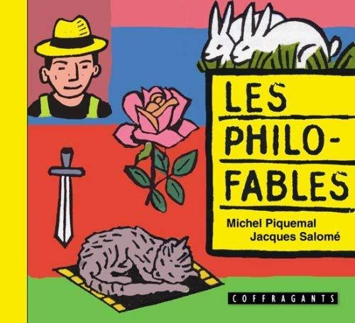 PHILO FABLES -LES- TOME 2 - CD: PIQUEMAL M SALOME