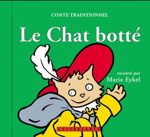 CHAT BOTTE -LE- CD NOUV ED 2004: EYKEL MARIE