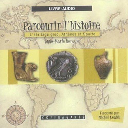 PARCOURIR L HISTOIRE VOL 3 - CD: DERASPE ANNE MARIE
