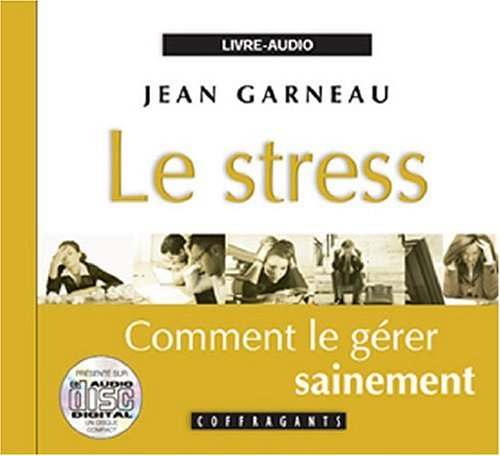 STRESS -LE- CD - NED: GARNEAU JEAN