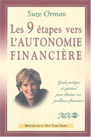 9782895650706: Les 9 étapes vers l'autonomie financière