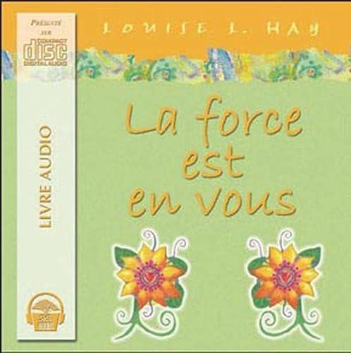 FORCE EST EN VOUS -LA- 2CD: HAY LOUISE L