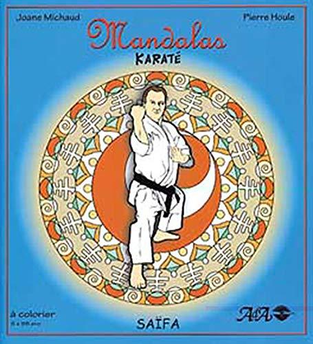 9782895653639: Mandalas Karaté