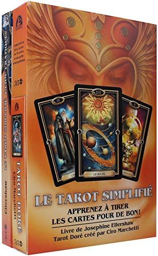 TAROT SIMPLIFIE -LE- COFFRET: ELLERSHAW MARCHETTI