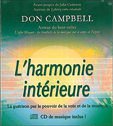 9782895656920: Harmonie int�rieure (CD inclus)