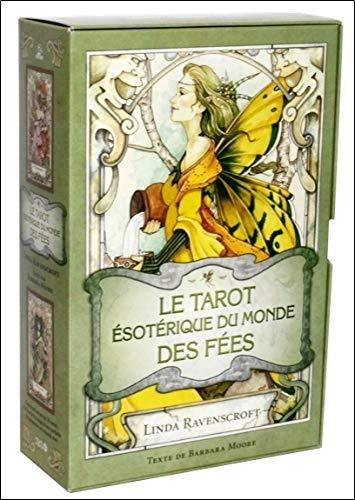 9782895657002: Tarot Esot�rique du monde des f�es (78 cartes + Livret)