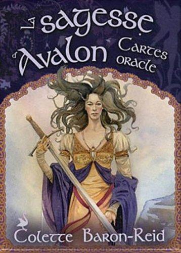 9782895657750: La sagesse d'Avalon - 52 cartes