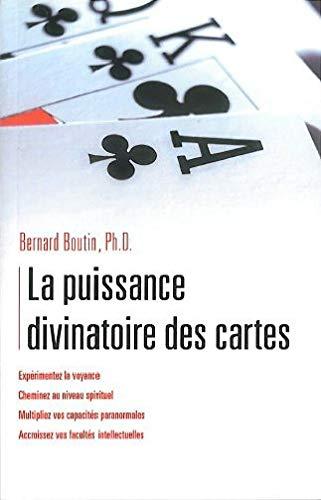 9782895658788: La puissance divinatoire des cartes