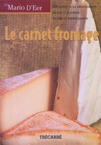Le carnet fromage: D'Eer, Mario
