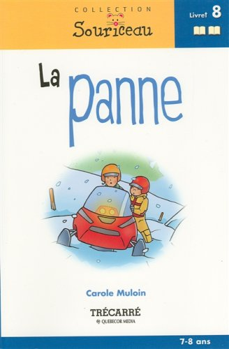 PANNE #8 MOYEN: Carole Muloin