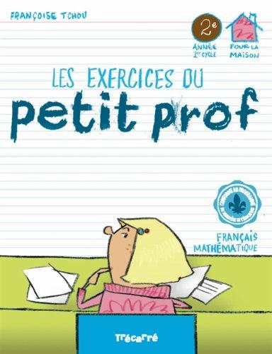 9782895683605: Les exercices du Petit Prof 2e année