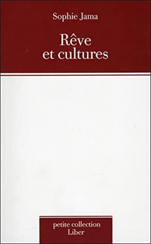 9782895781998: Rêve et cultures
