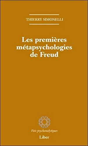 9782895782070: Les premi�res m�tapsychologies de Freud