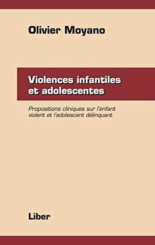9782895783824: Violences infantiles et adolescentes