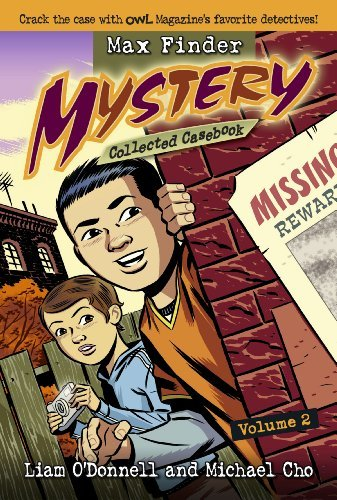 9782895791218: Max Finder Mystery Collected Casebook Volume 2