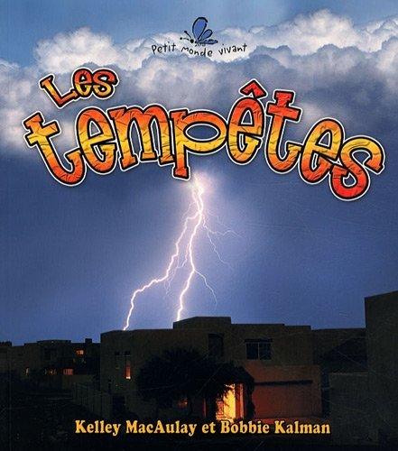 9782895791669: Les Temptes (Petit Monde Vivant) (French Edition)