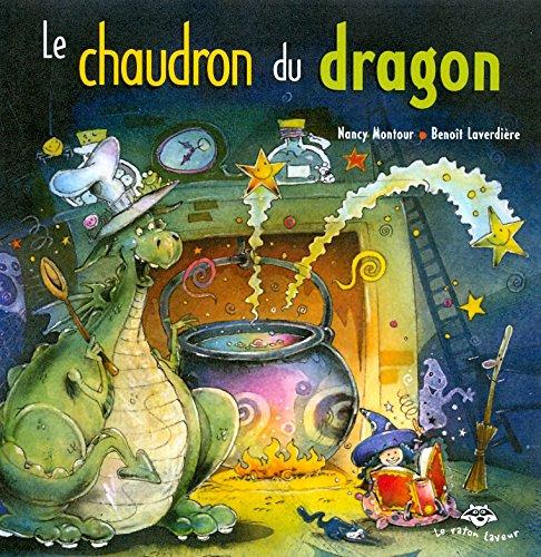 9782895792628: Le Chaudron du Dragon, Serie Pinoche le Dragon