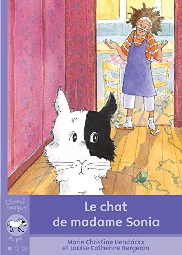 9782895792796: le chat de madame Sonia