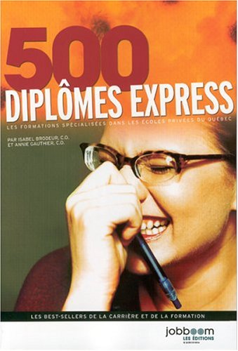 500 diplomes express n.e.: Collectif