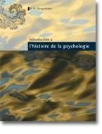 9782895938347: Iintroduction a l'histoire de la psychologie (Modulo)