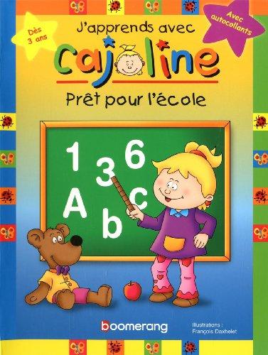 Prêt pour l'école: Daxhelet, François