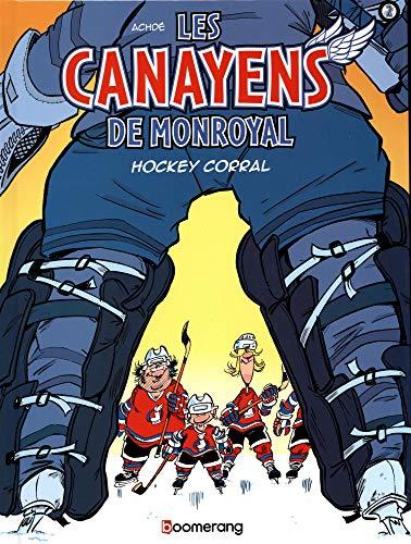 les canayens de monroyal v 02 hockey corral: n/a