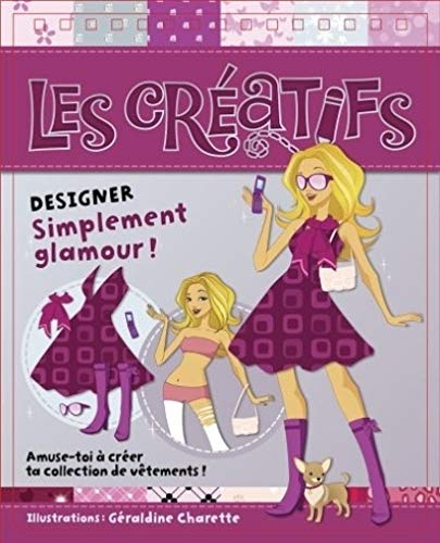 designer simplement glamour: Charette, G?raldine