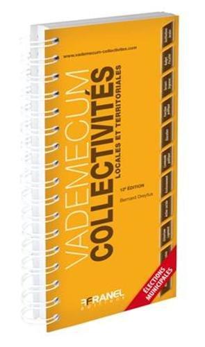 9782896033898: Collectivités locales et territoriales (12e édition)