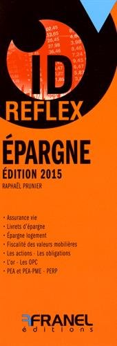 9782896034772: Epargne