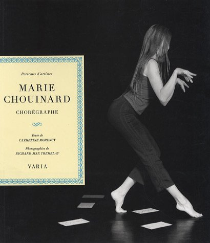 9782896060337: Marie Chouinard Choregraphe