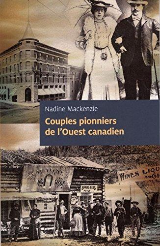 9782896113255: Couples pionniers de l'Ouest canadien