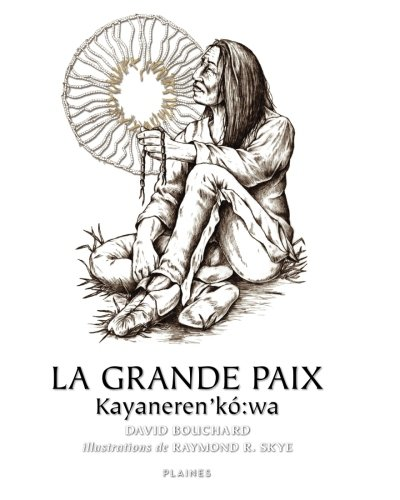 Grande paix (La): Bouchard, David