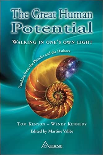 9782896261338: GREAT HUMAN POTENTIAL: Walking in One's Own Light