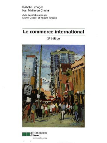 9782896320424: Le commerce international