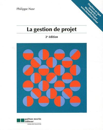 La gestion de projet: Philippe Nasr
