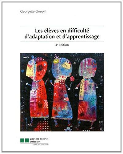 Les élèves en difficulté d'adaption et d'apprentissage: Georgette ...