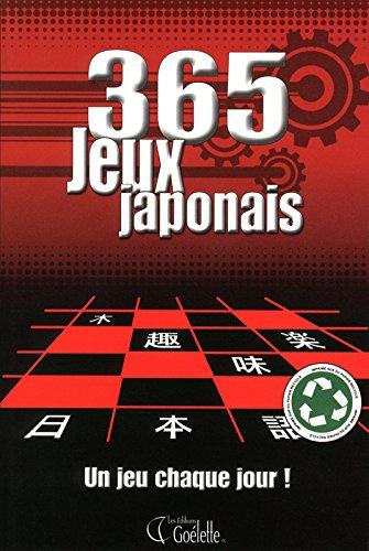 9782896384518: 365 JEUX JAPONAIS
