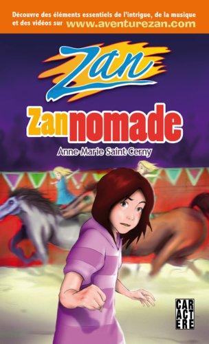 Zan nomade: Saint-Cerny, Anne-Marie