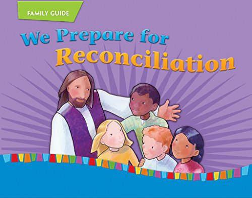 9782896461370: We Prepare for Reconciliation: Child/Parent (On Our Way with Jesus)