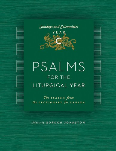 9782896461462: Psalms for the Liturgical Year C