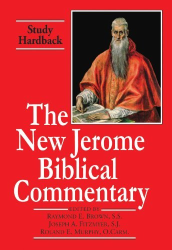 9782896463732: New Jerome Biblical Commentary