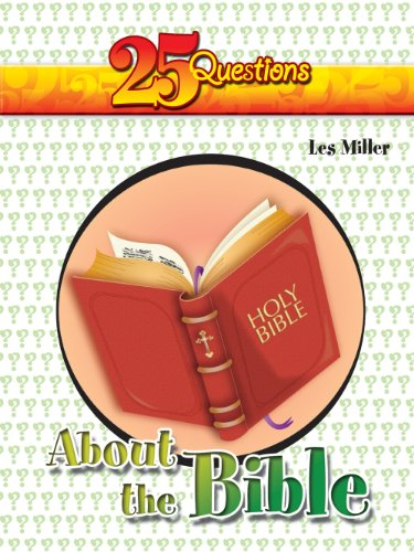 9782896464111: 25 Questions About the Bible