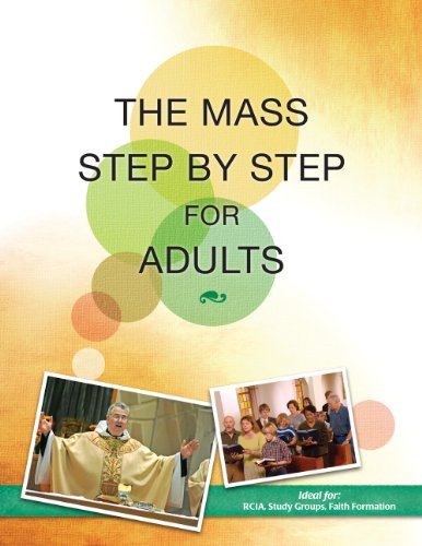 9782896465439: The Mass Step By Step for Adults