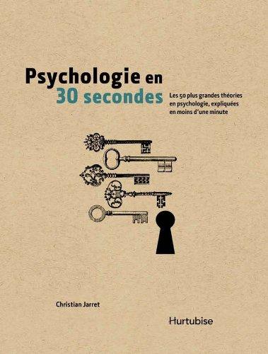 9782896478644: Psychologie en 30 secondes