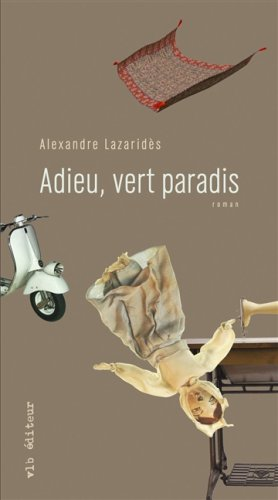 9782896490615: Adieu Vert Paradis
