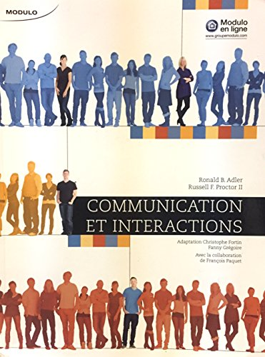 communications et interactions: Collectif