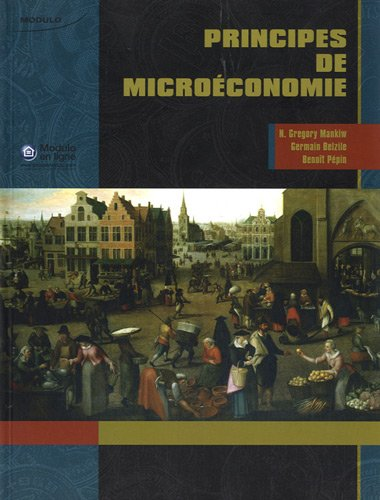 9782896500598: Principes de microéconomie